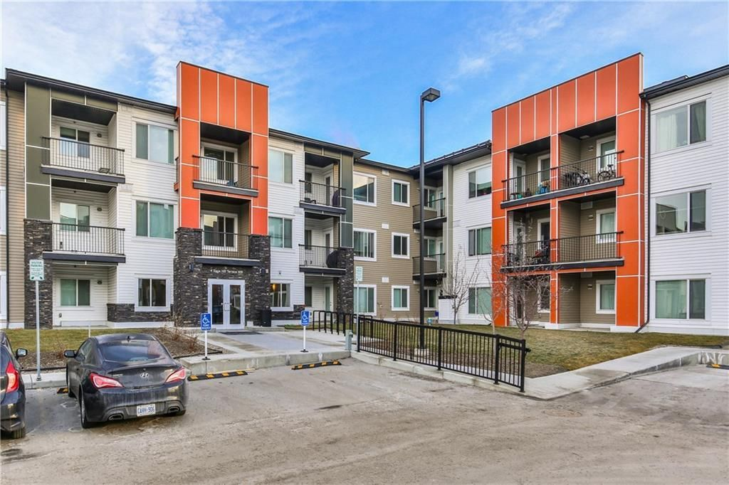 Main Photo: 7 4 SAGE HILL Terrace NW in Calgary: Sage Hill Apartment for sale : MLS®# A1088549