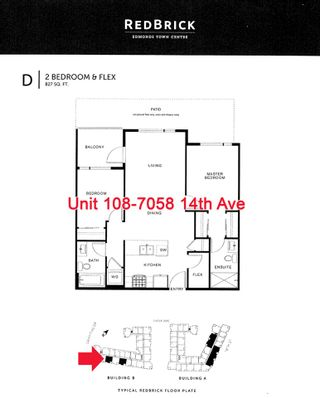 "Photo 12: 108 7058 14TH Avenue in Burnaby: Edmonds BE Condo for sale in ""REDBRICK B"" (Burnaby East)  : MLS®# R2194609"