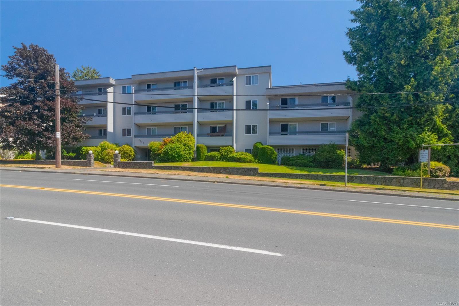 Main Photo: 102 3235 Quadra St in : SE Maplewood Condo for sale (Saanich East)  : MLS®# 881603