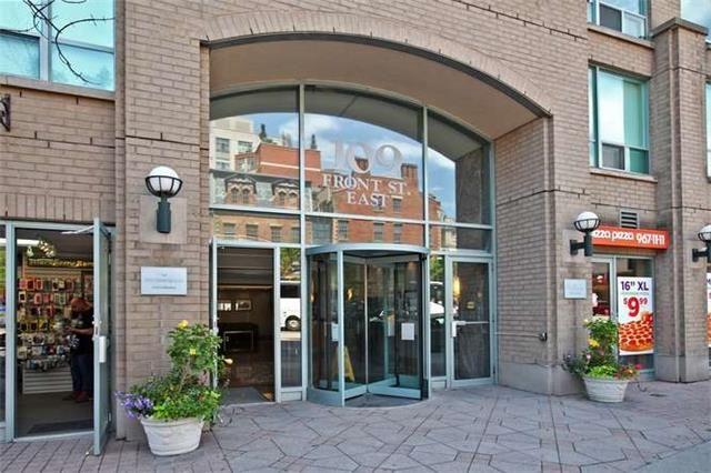 Photo 6: Photos: 808 109 E Front Street in Toronto: Moss Park Condo for lease (Toronto C08)  : MLS®# C3510548