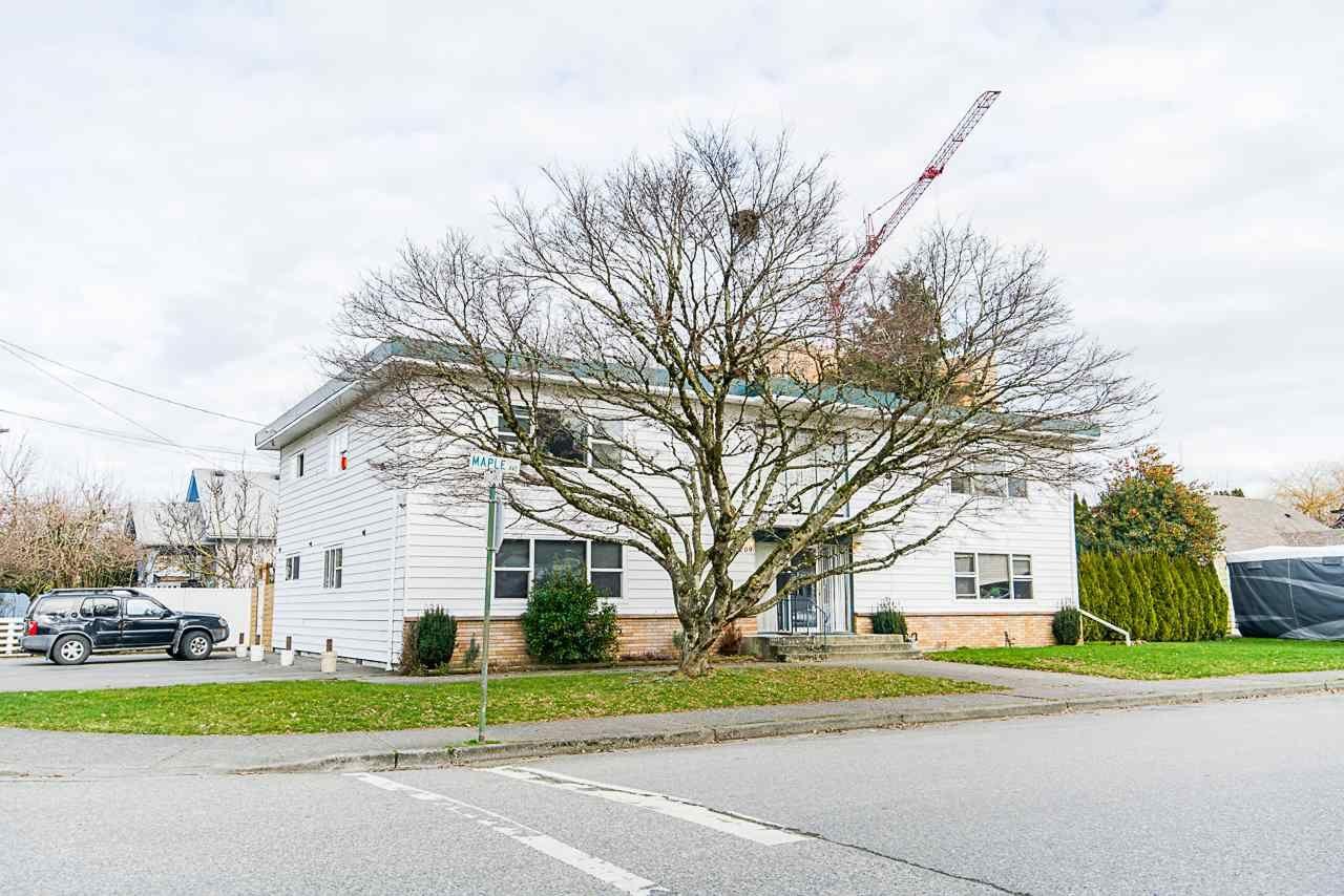 Main Photo: 46209 MAPLE Avenue in Chilliwack: Chilliwack E Young-Yale Fourplex for sale : MLS®# R2536088