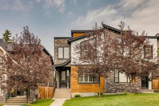 Main Photo: 917 35 Street NW in Calgary: Parkdale Semi Detached for sale : MLS®# A1128717