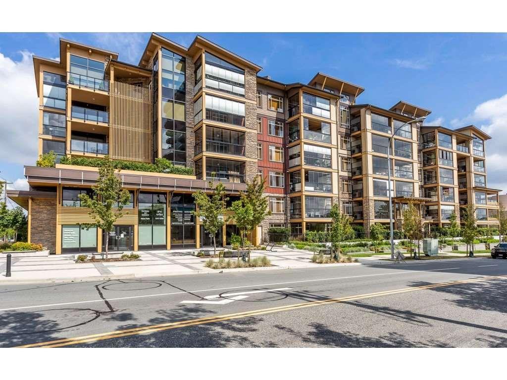 """Main Photo: 606 2860 TRETHEWEY Avenue in Abbotsford: Abbotsford West Condo for sale in """"LA GALLERIA"""" : MLS®# R2567981"""