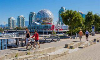 "Photo 9: 356 168 W 1ST Avenue in Vancouver: False Creek Condo for sale in ""WALL CENTRE - FALSE CREEK"" (Vancouver West)  : MLS®# R2510133"