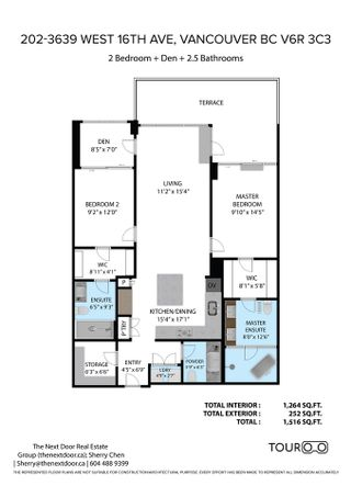 """Photo 31: 202 3639 W 16TH Avenue in Vancouver: Point Grey Condo for sale in """"The Grey"""" (Vancouver West)  : MLS®# R2561367"""