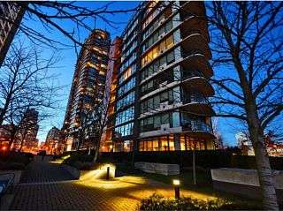 Main Photo: # 100 9 SMITHE MEWS ME in Vancouver: Yaletown Condo for sale (Vancouver West)  : MLS®# V1043243