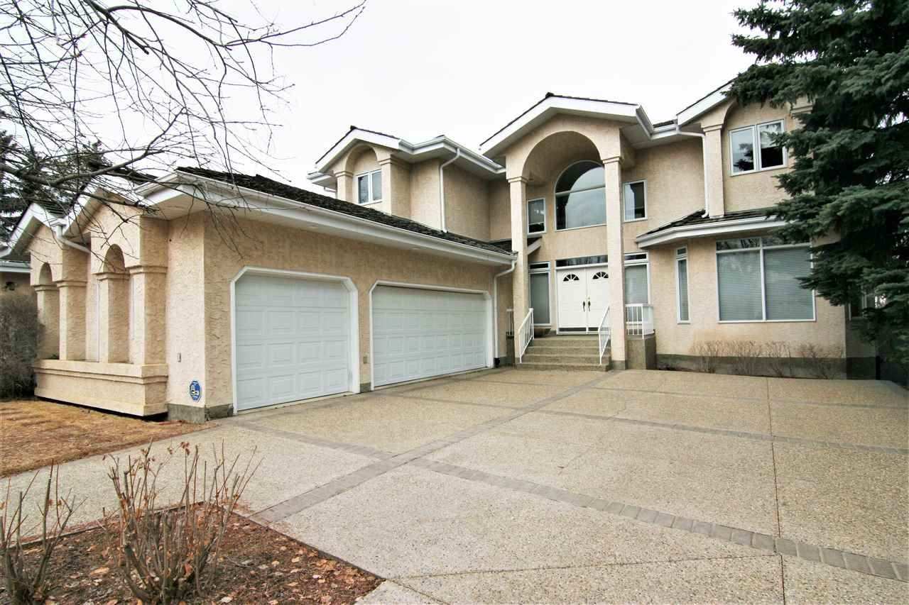 Main Photo: 421 OSBORNE Crescent in Edmonton: Zone 14 House for sale : MLS®# E4230863