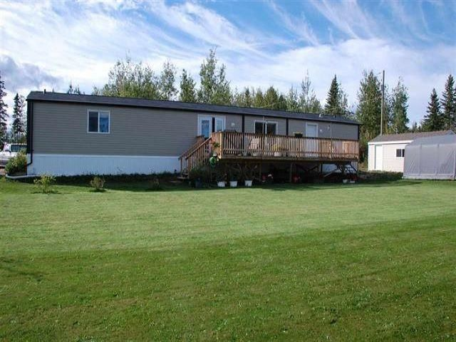 """Photo 5: Photos: 146 MCCONACHIE CREEK Road in Fort Nelson: Fort Nelson - Rural Manufactured Home for sale in """"MCCONACHIE CREEK"""" (Fort Nelson (Zone 64))  : MLS®# R2604285"""
