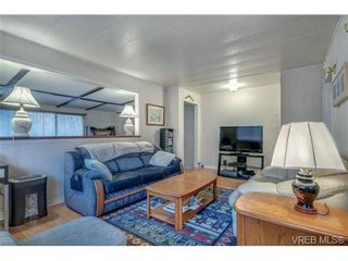 Photo 3: D6 920 Whittaker Rd in MALAHAT: ML Mill Bay Manufactured Home for sale (Malahat & Area)  : MLS®# 708845