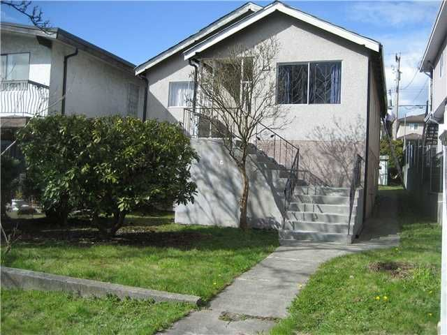 Main Photo: 3857 PARKER Street in Burnaby: Willingdon Heights House for sale (Burnaby North)  : MLS®# V941696