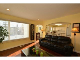 Photo 5: 14242 EVERGREEN View SW in Calgary: Shawnee Slps_Evergreen Est House for sale : MLS®# C4005021