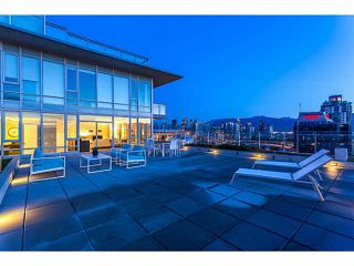 """Photo 3: 2107 1618 QUEBEC Street in Vancouver: Mount Pleasant VE Condo for sale in """"CENTRAL"""" (Vancouver East)  : MLS®# V1142760"""
