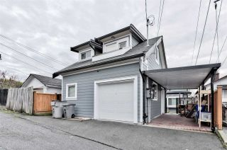Photo 25: 3367 VENABLES Street in Vancouver: Renfrew VE House for sale (Vancouver East)  : MLS®# R2521360