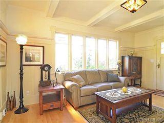 Photo 4: 2620 Belmont Ave in VICTORIA: Vi Oaklands House for sale (Victoria)  : MLS®# 622430