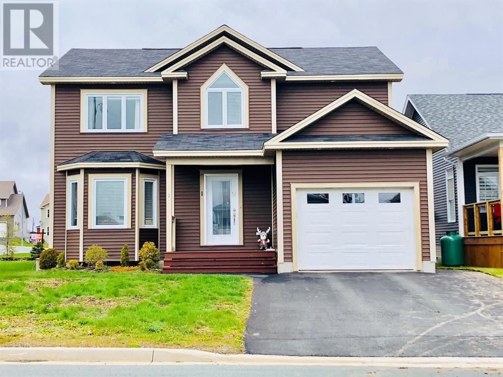 Main Photo: 1 Titania Place in St. John's: House for sale : MLS®# 1236401