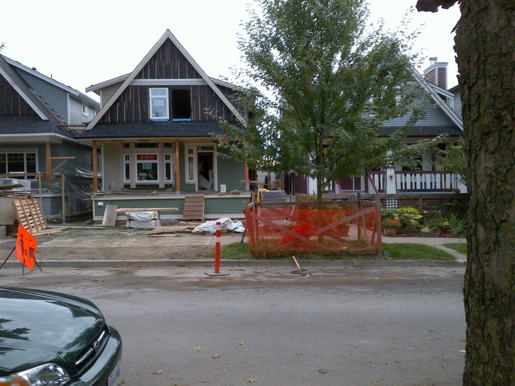 Main Photo: 1850 and 1854 E 8th in Vancouver: 1/2 Duplex for sale