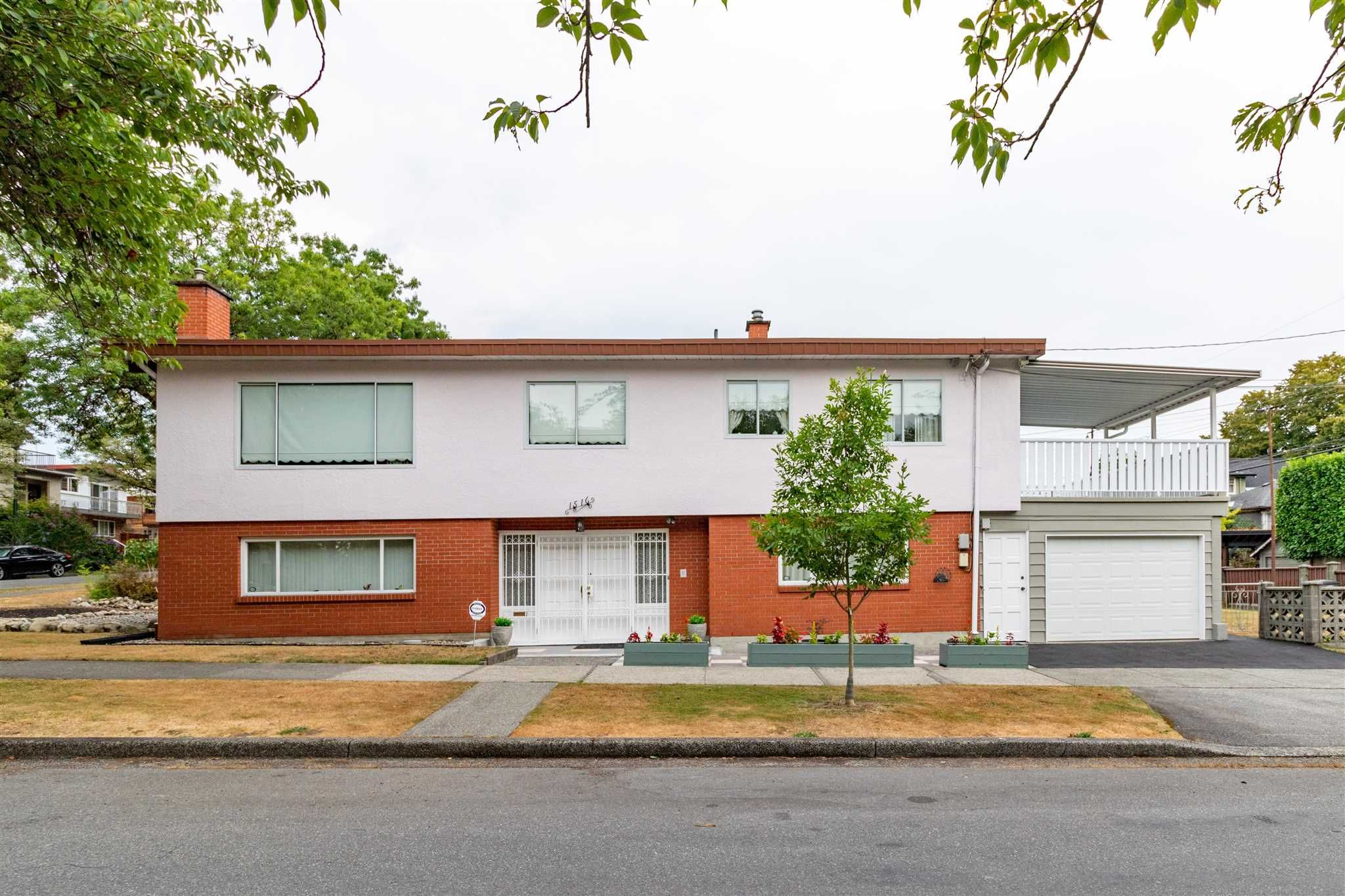 Main Photo: 1516 SEMLIN Drive in Vancouver: Grandview Woodland House for sale (Vancouver East)  : MLS®# R2607064