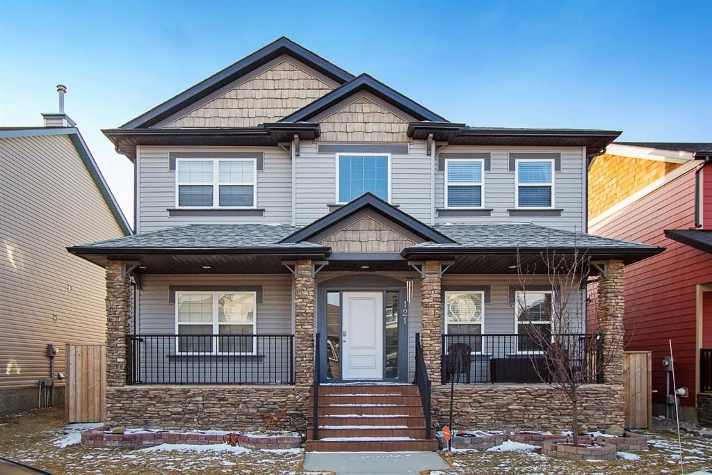Main Photo: 121 Channelside Common SW: Airdrie Detached for sale : MLS®# A1081865