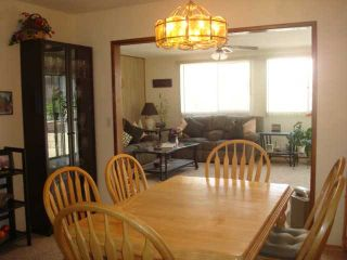 Photo 6: SANTEE House for sale : 3 bedrooms : 9424 Mast Boulevard