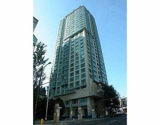 "Photo 1: 2608 438 SEYMOUR Street in Vancouver: Downtown VW Condo  in ""CONFERENCE PLAZA"" (Vancouver West)  : MLS®# V797616"