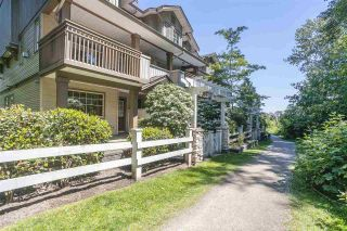 """Photo 1: 45 19250 65 Avenue in Surrey: Clayton Townhouse for sale in """"SUNBERRY COURT"""" (Cloverdale)  : MLS®# R2586995"""