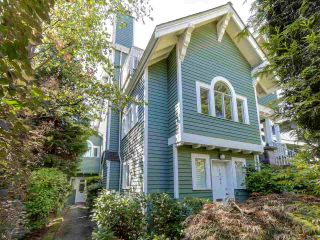 Photo 1: 1942 W 15TH Avenue in Vancouver: Kitsilano Townhouse for sale (Vancouver West)  : MLS®# R2088741