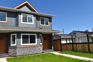 Photo 1: 4044 2ND Avenue in Smithers: Smithers - Town 1/2 Duplex for sale (Smithers And Area (Zone 54))  : MLS®# R2480712