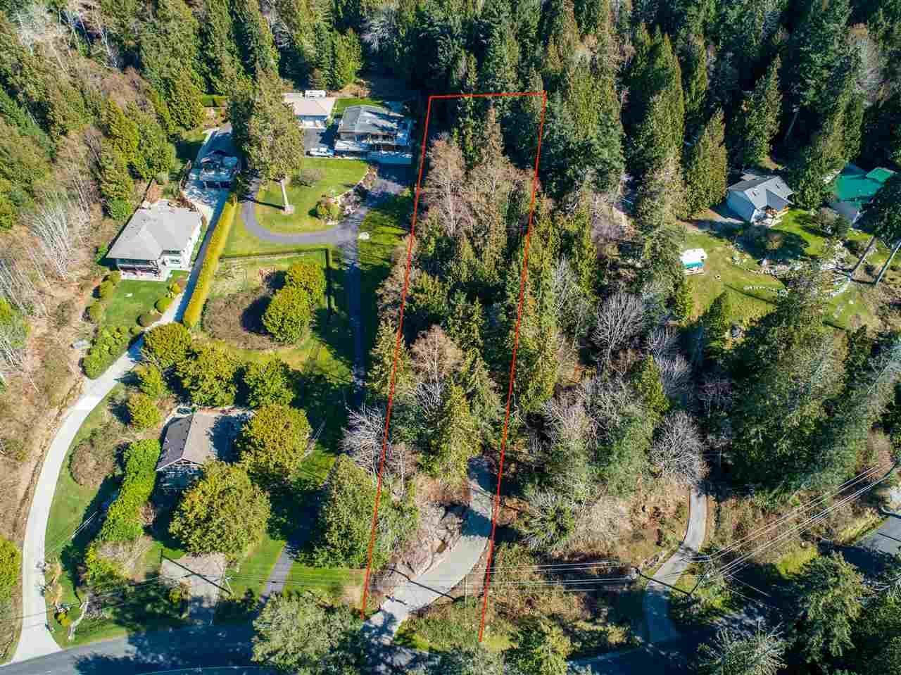 Main Photo: Lot 2 REDROOFFS Road in Halfmoon Bay: Halfmn Bay Secret Cv Redroofs Land for sale (Sunshine Coast)  : MLS®# R2552456