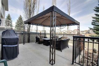 Photo 38: 7528 161A Avenue NW in Edmonton: Zone 28 House for sale : MLS®# E4238024