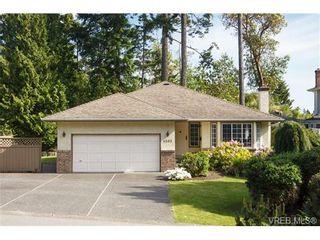 Photo 1: 8593 Deception Pl in NORTH SAANICH: NS Dean Park House for sale (North Saanich)  : MLS®# 672147