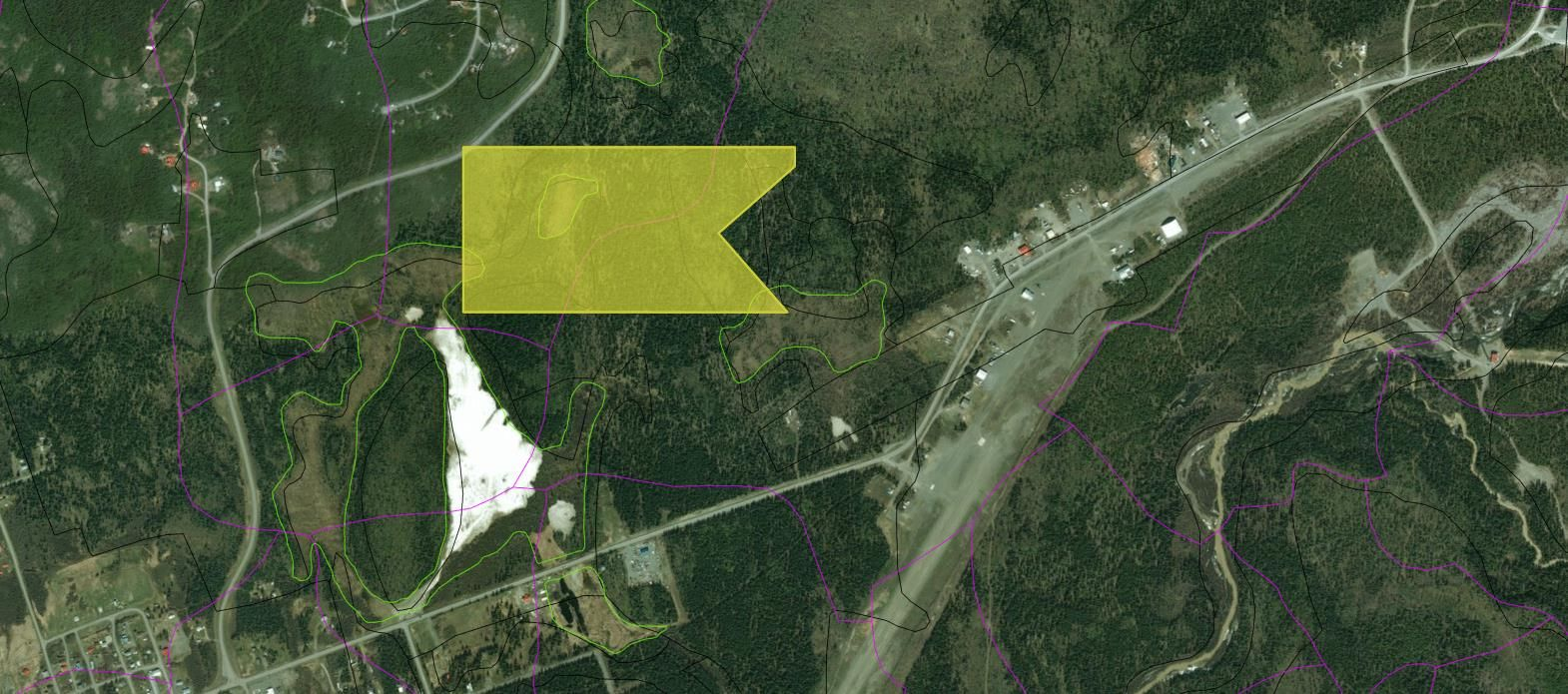 Photo 6: Photos:  in Atlin: Land for sale (Atlin Highway)