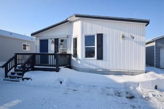 Photo 1: 18 HORNSHAW Street in St Clements: Pineridge Trailer Park Residential for sale (R02)  : MLS®# 202102315