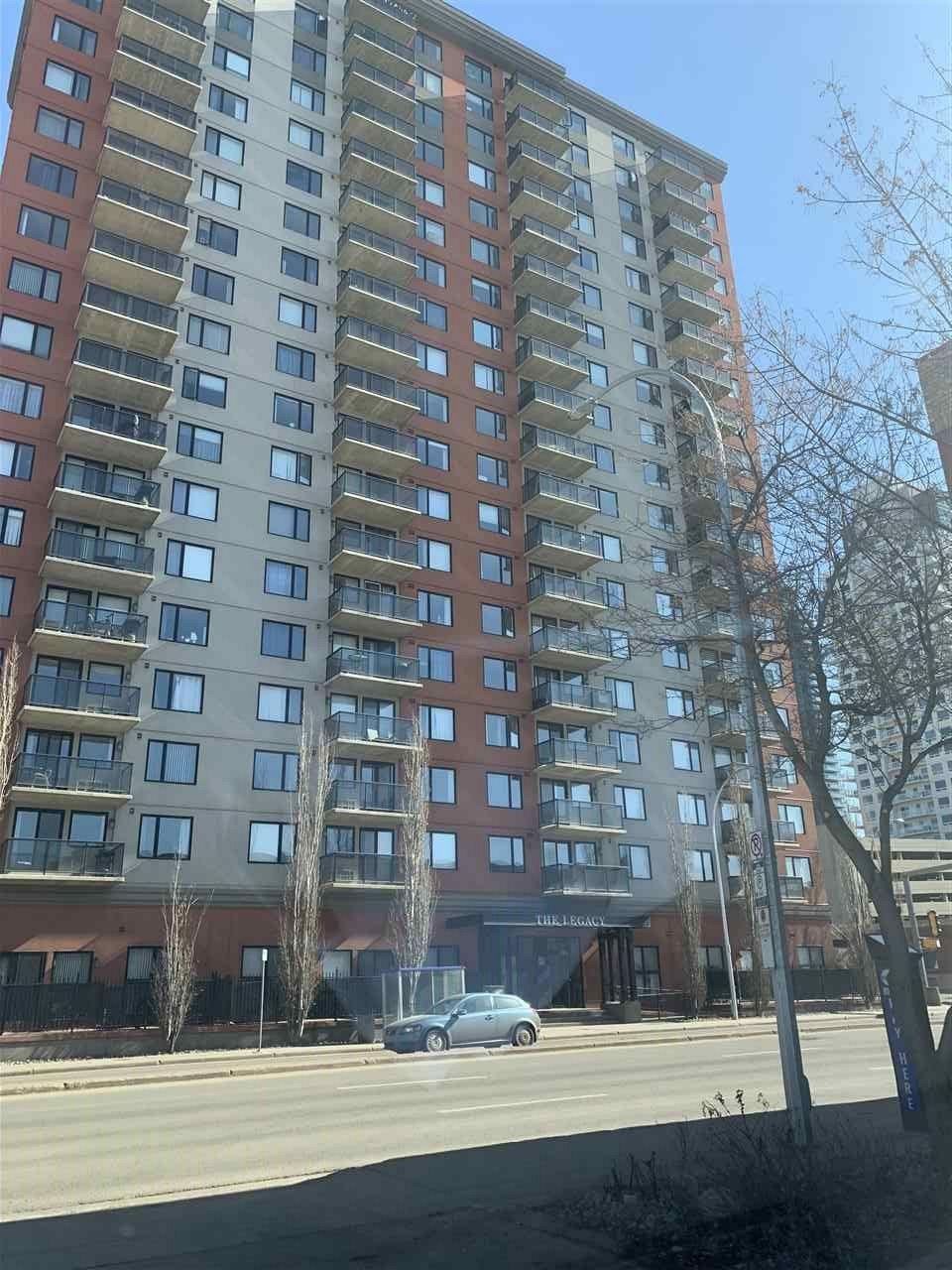 Main Photo: 1801 10303 105 Street NW in Edmonton: Zone 12 Condo for sale : MLS®# E4233635