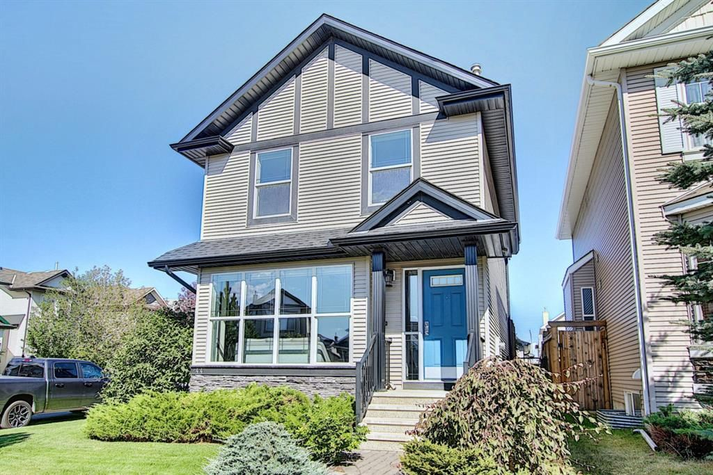 Main Photo: 44 CRANBERRY Way SE in Calgary: Cranston Detached for sale : MLS®# A1029590