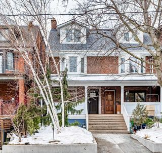 Main Photo: 650 Markham Street in Toronto: Annex House (2 1/2 Storey) for sale (Toronto C02)  : MLS®# C5128184