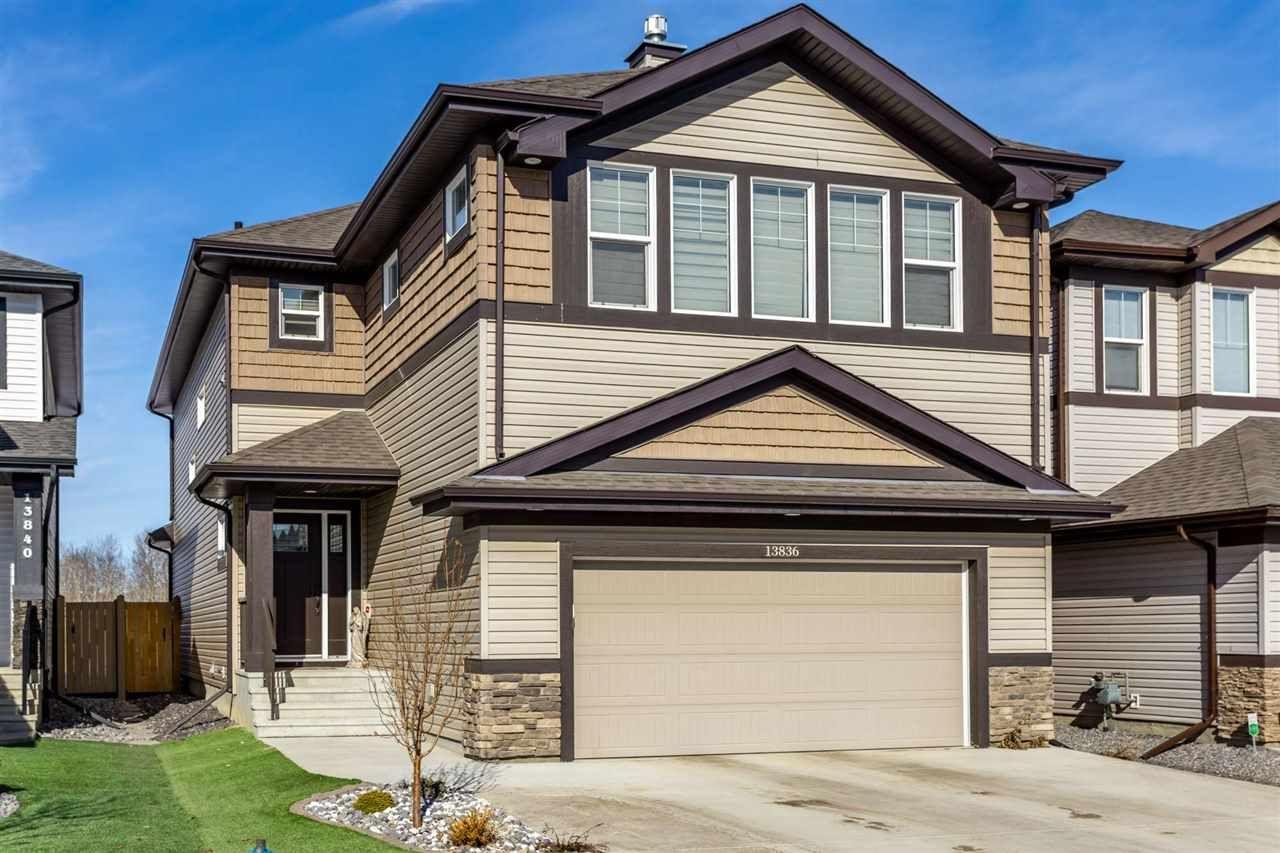 Main Photo: 13836 143 Avenue in Edmonton: Zone 27 House for sale : MLS®# E4233417