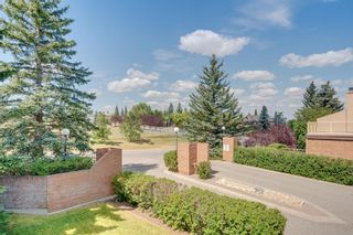 Photo 37: 1 1220 Prominence Way SW in Calgary: Patterson Row/Townhouse for sale : MLS®# A1144059