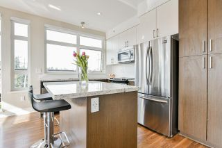 """Photo 5: 418 85 EIGHTH Avenue in New Westminster: GlenBrooke North Condo for sale in """"Eight West"""" : MLS®# R2562144"""