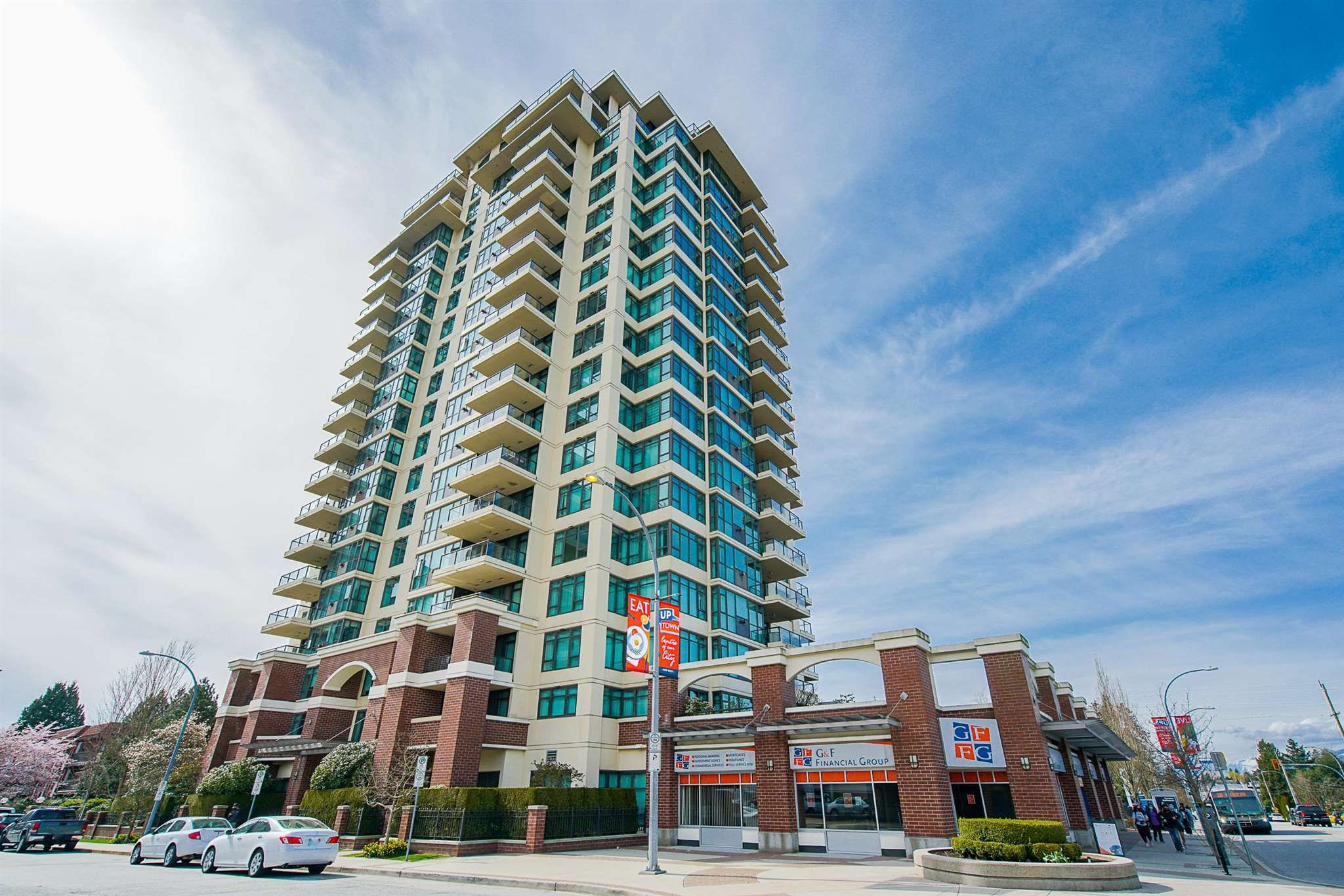 """Main Photo: 1001 615 HAMILTON Street in New Westminster: Uptown NW Condo for sale in """"THE UPTOWN"""" : MLS®# R2603448"""