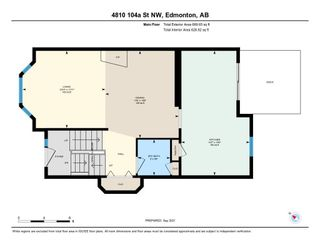 Photo 20: 4810 104A Street in Edmonton: Zone 15 Townhouse for sale : MLS®# E4261131