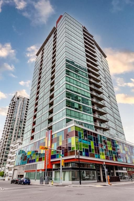 Main Photo: 2006 135 13 Avenue SW in Calgary: Beltline Apartment for sale : MLS®# A1109342