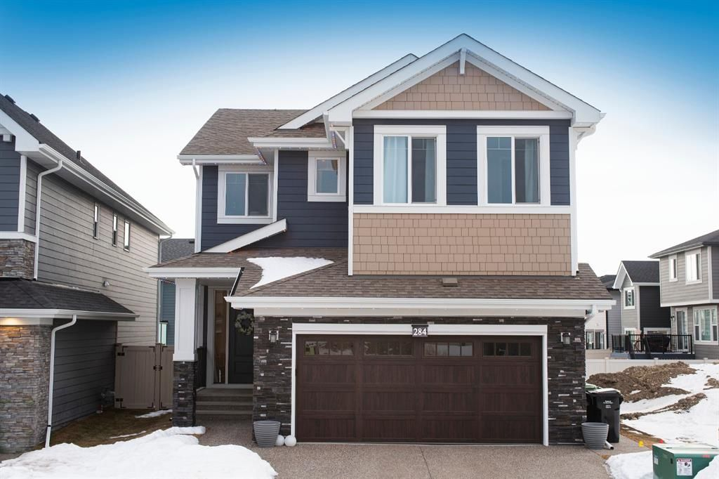Main Photo: 284 West Grove Point SW in Calgary: West Springs Detached for sale : MLS®# A1062280
