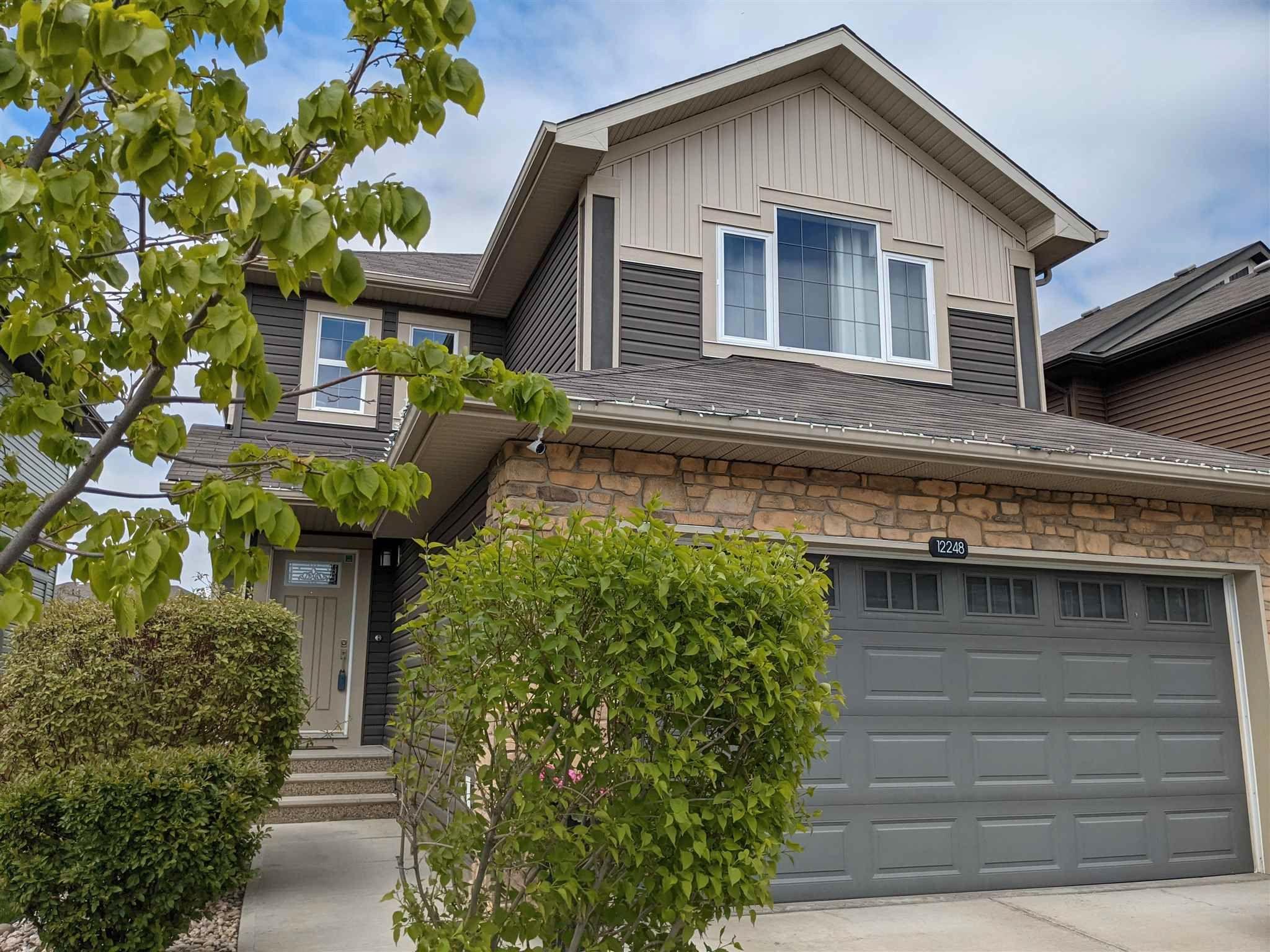 Main Photo: 12248 170 Avenue in Edmonton: Zone 27 House for sale : MLS®# E4246054