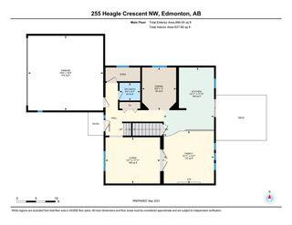 Photo 43: 255 HEAGLE Crescent in Edmonton: Zone 14 House for sale : MLS®# E4243035