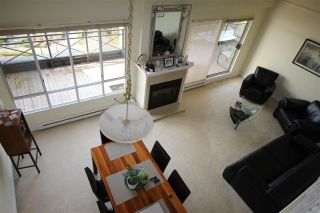 """Photo 8: 409 3 RENAISSANCE Square in New Westminster: Quay Condo for sale in """"THE LIDO"""" : MLS®# R2148521"""