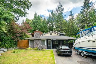 Photo 1: 4656 MAPLERIDGE Drive in North Vancouver: Canyon Heights NV House for sale : MLS®# R2616027