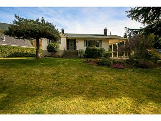 Photo 2: 4378 CHEVIOT Road in North Vancouver: Forest Hills NV House for sale : MLS®# V1111023