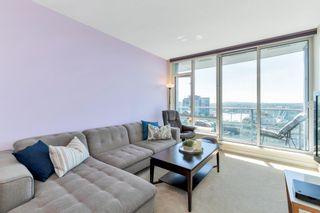 """Photo 1: 2805 833 HOMER Street in Vancouver: Downtown VW Condo for sale in """"Atelier"""" (Vancouver West)  : MLS®# R2597452"""