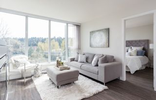 """Photo 2: 1009 651 NOOTKA Way in Port Moody: Port Moody Centre Condo for sale in """"SAHALEE"""" : MLS®# R2568348"""