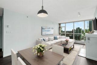 "Photo 2: 1405 4400 BUCHANAN Street in Burnaby: Brentwood Park Condo for sale in ""MOTIF"" (Burnaby North)  : MLS®# R2517808"